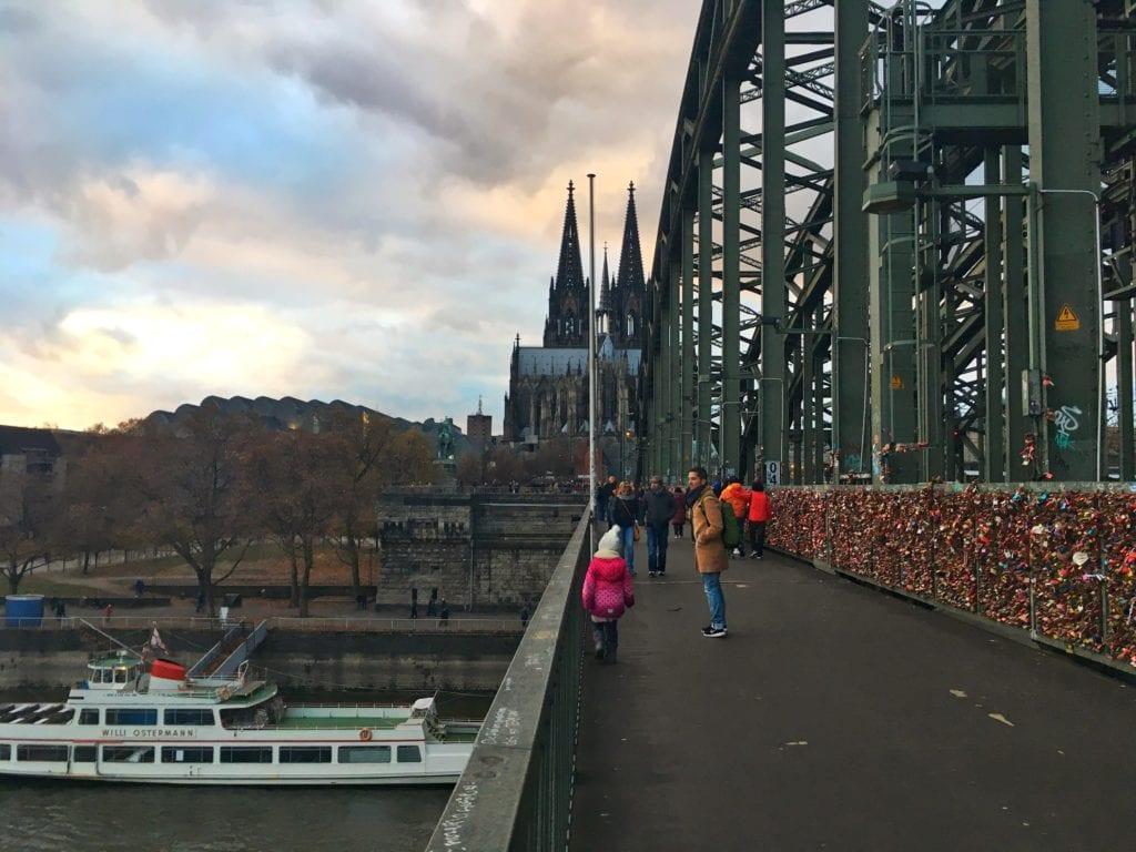 Turismo em Colônia Ponte dos Cadeados