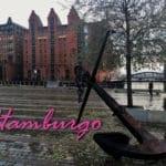 Museu Marítimo e a noite de Hamburgo, na Alemanha!