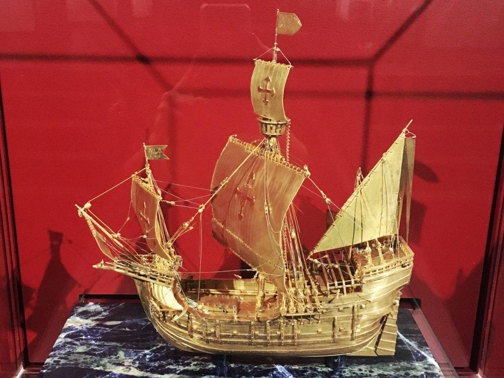Turismo na Alemanha: Museu Marítimo Hamburgo