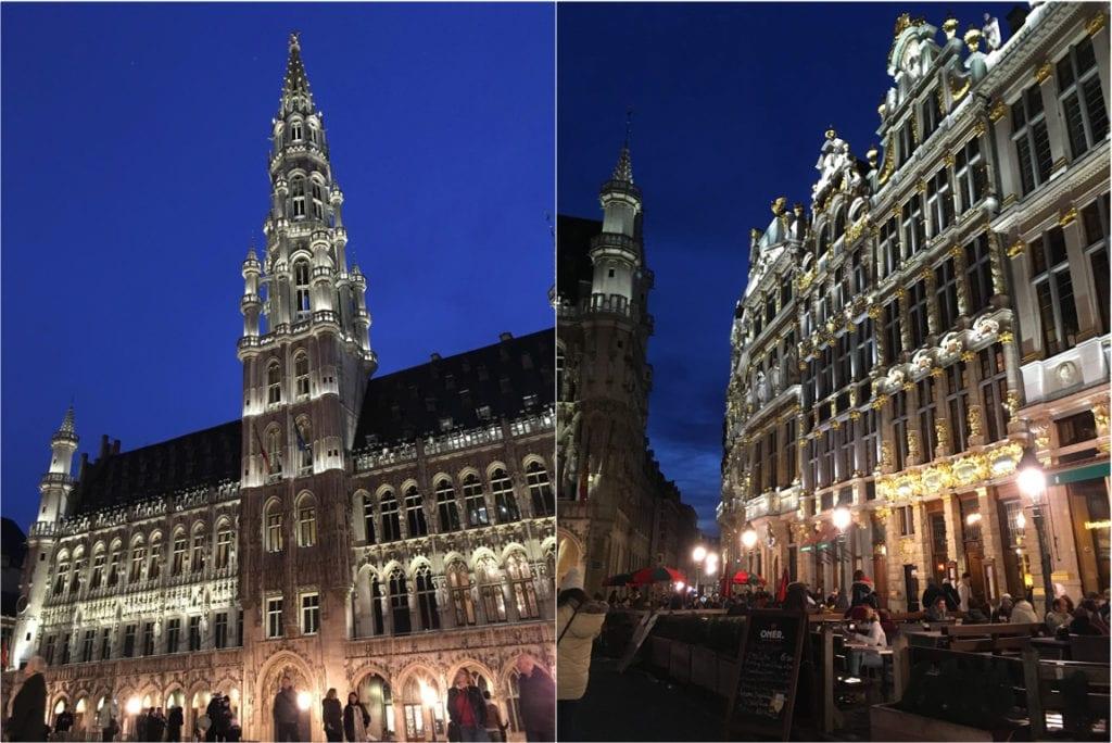Turismo em Bruxelas, Bélgica - Grand Place