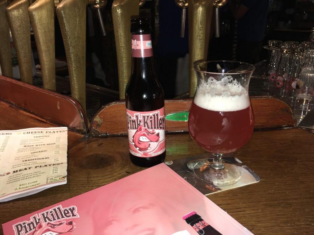 Turismo em Bruxelas, Bélgica - Delirium Café