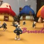 Smurfs em Bruxelas!