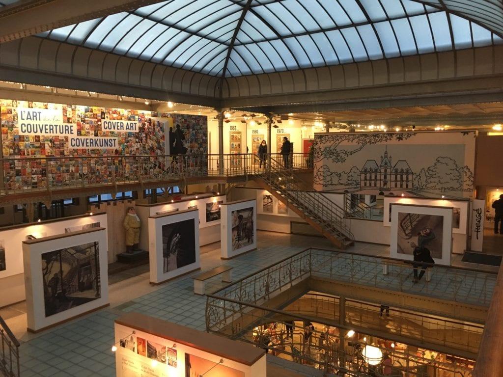 Comics Art Museum, Bruxelas