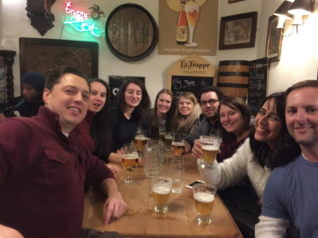 Tour de Cerveja em Bruxelas, Bélgica