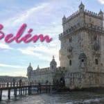 Um dia em Belém, Lisboa!