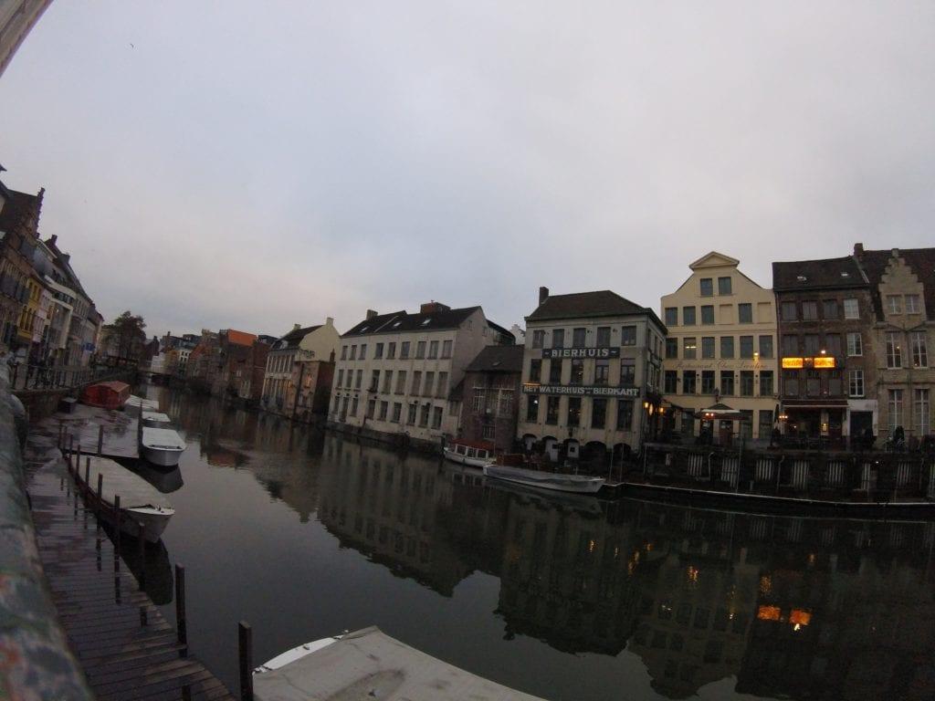Turismo em Gent, Bélgica
