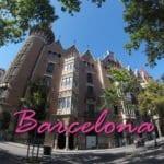 Turismo em Barcelona: Casa de Les Punxes!
