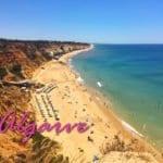 Turismo no Algarve: Praia da Falésia em Albufeira!