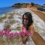Turismo no Algarve: Praia Olhos de Água, Albufeira!