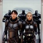 Valerian: figurino e a atução de Cara Delevingne e Rihanna no cinema!