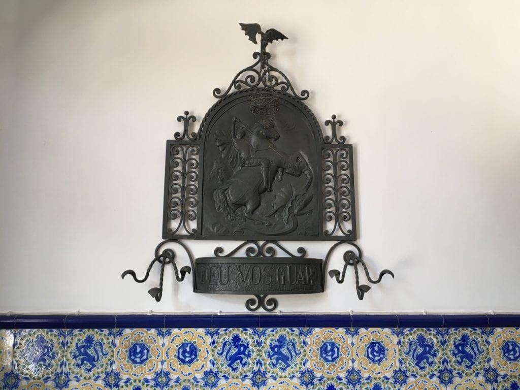 Torre Bellesguard de Gaudí!