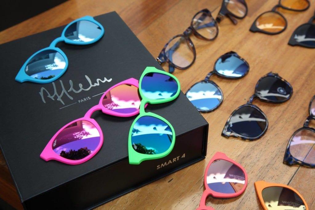 Óculos Personalizáveis