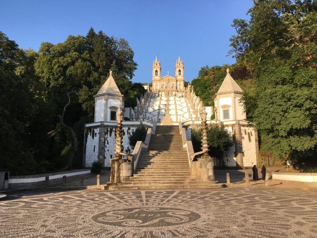 Escadarias do Bom Jesus de Braga