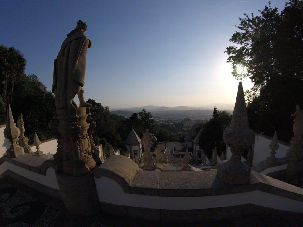Escadarias Bom Jesus de Braga
