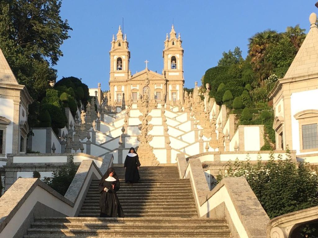 Santuário do Bom Jesus do Monte, Braga