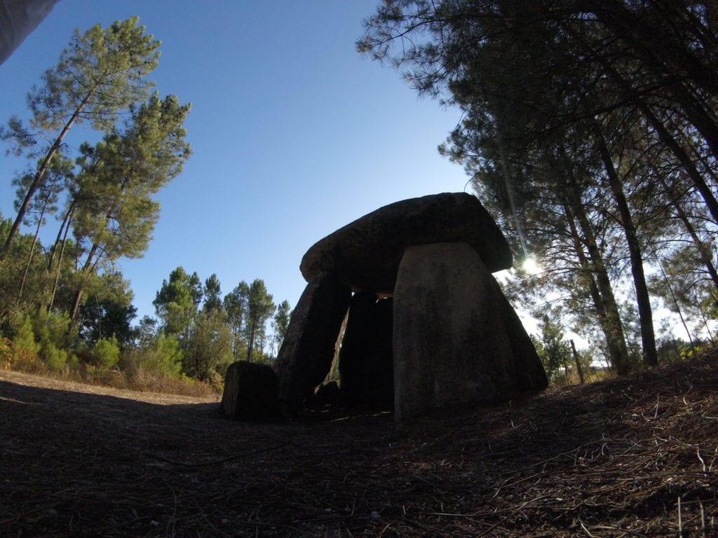 Monumento Megalítico em Coimbra