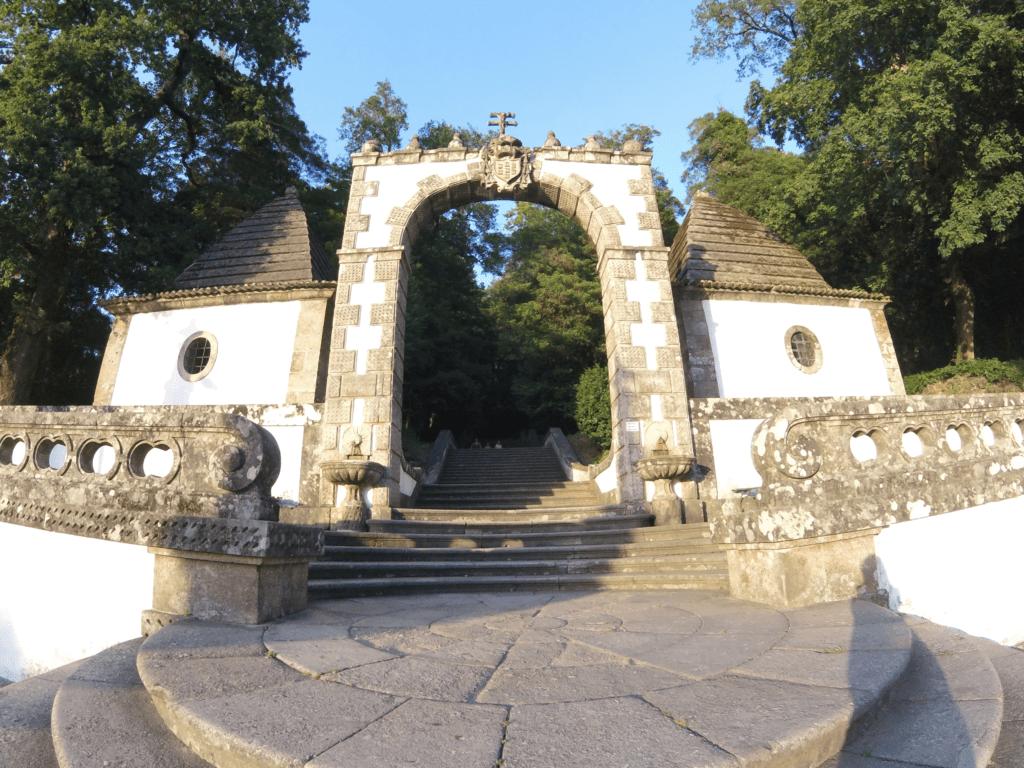 Portão - Bom Jesus de Braga