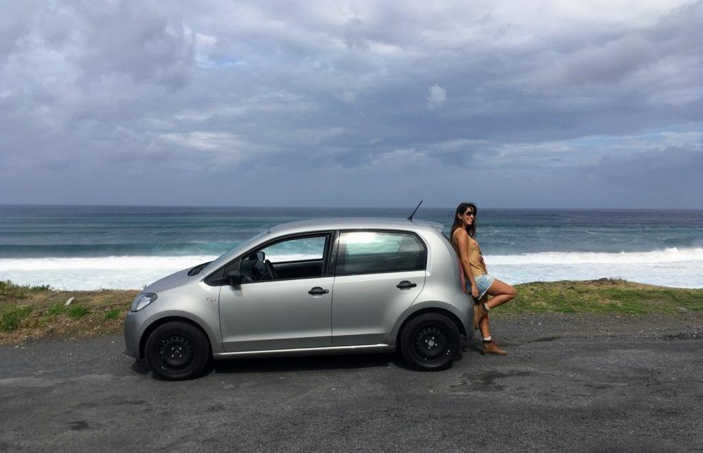 Alugar Carro nos Açores