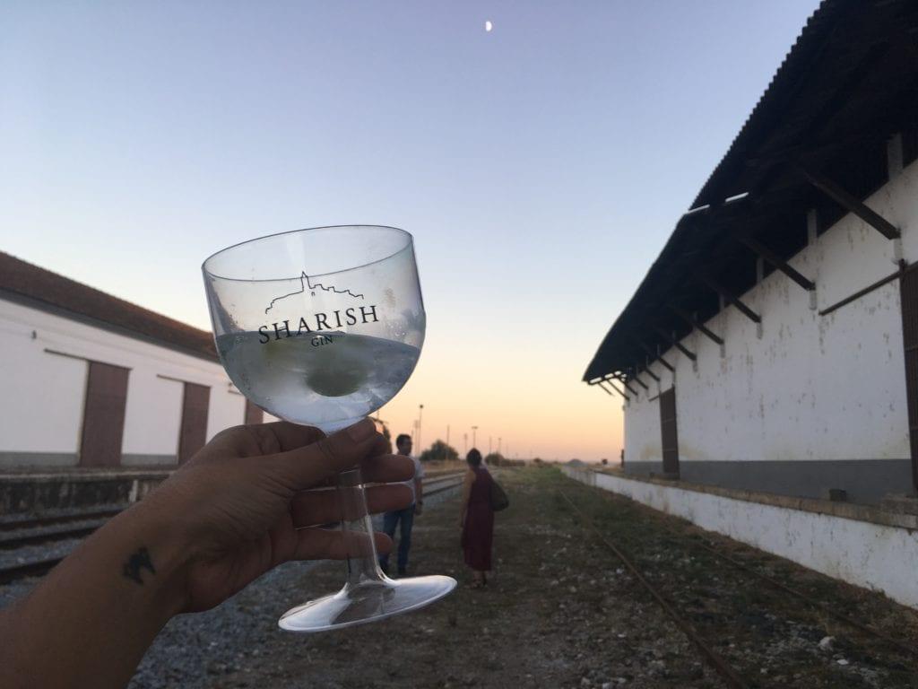 Sharish: Gin Alentejano