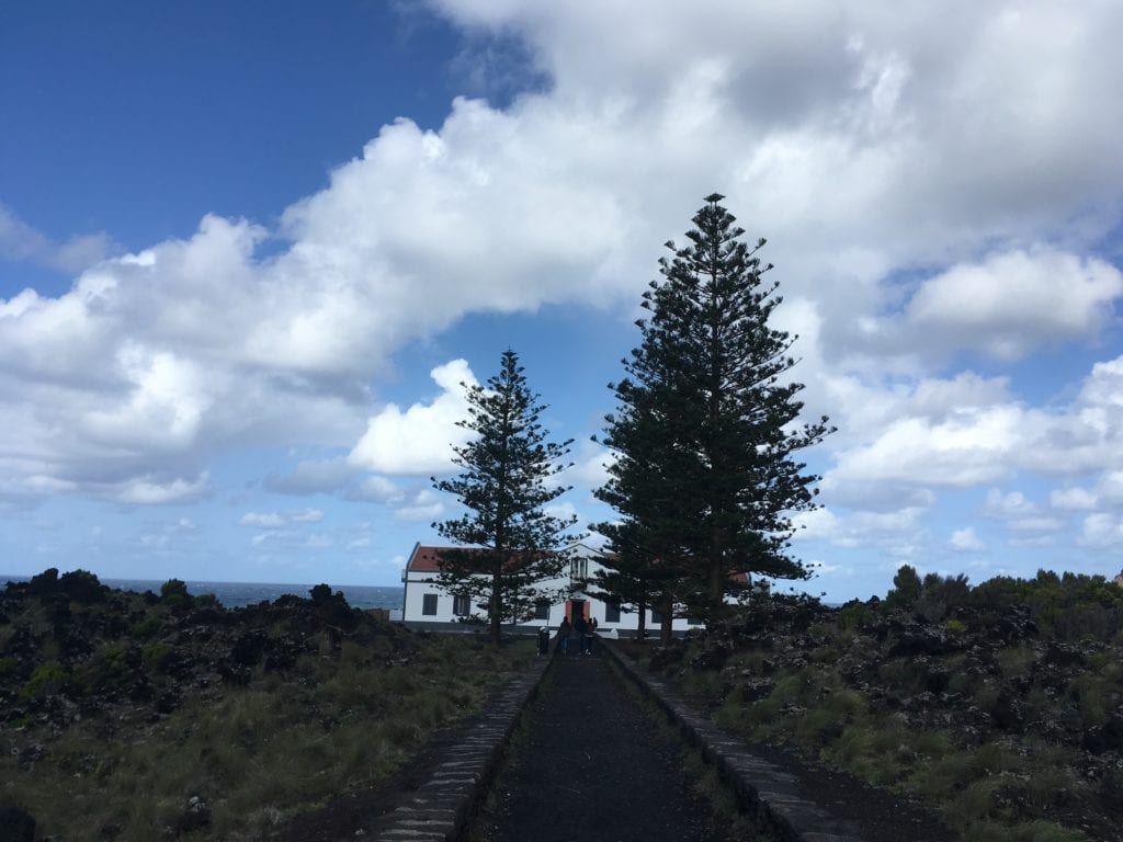 Termas da Ferraria, Açores