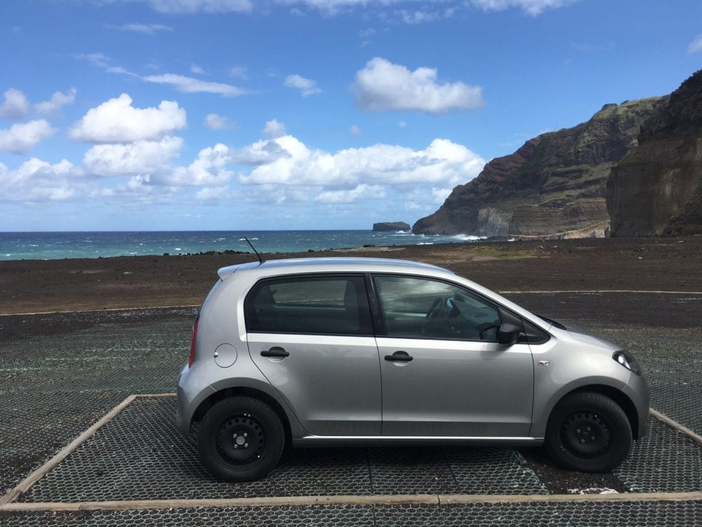 Aluguer de Viatura Açores
