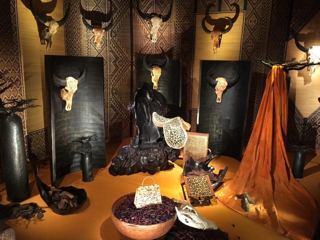 Exposição Hermès em Paris