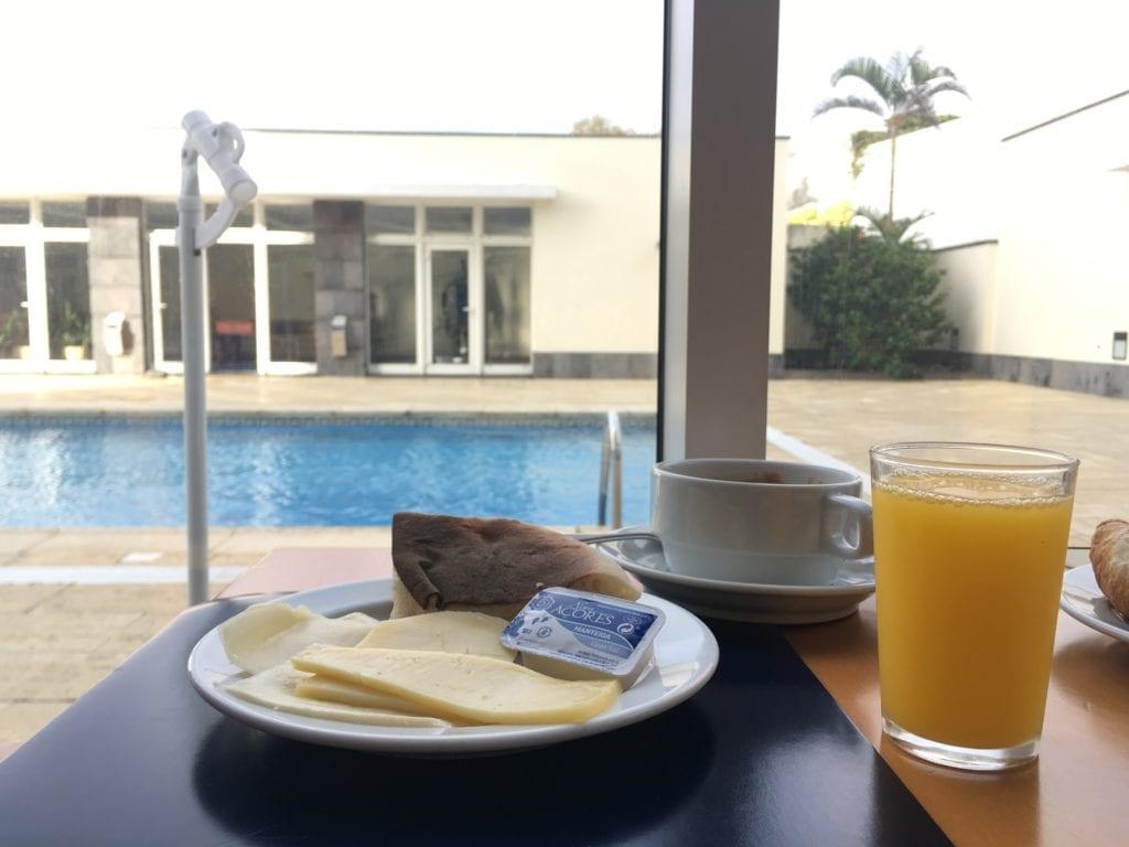 Hospedagem nos Açores