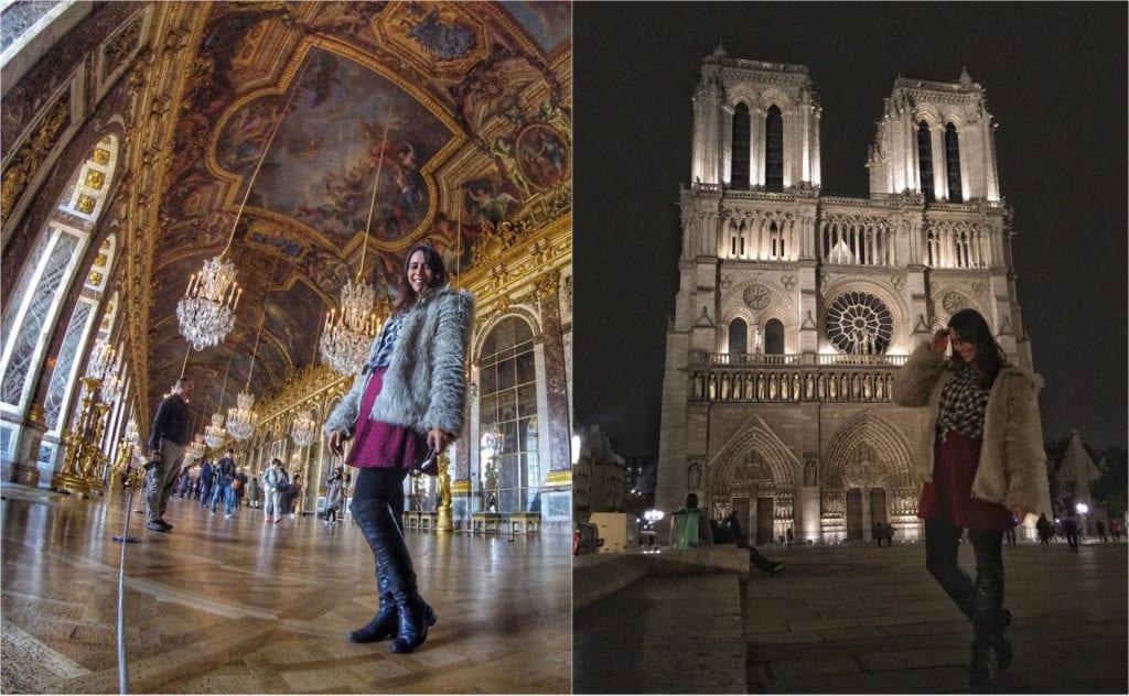 Looks para frio na Europa, Paris