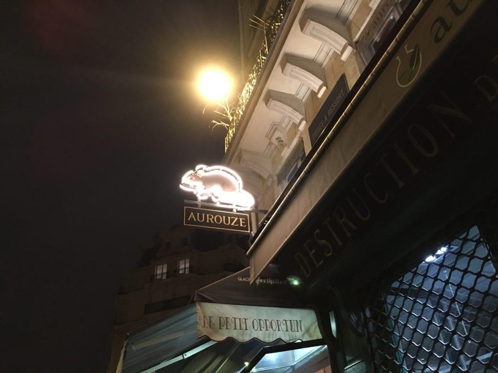 Ratatouille em Paris