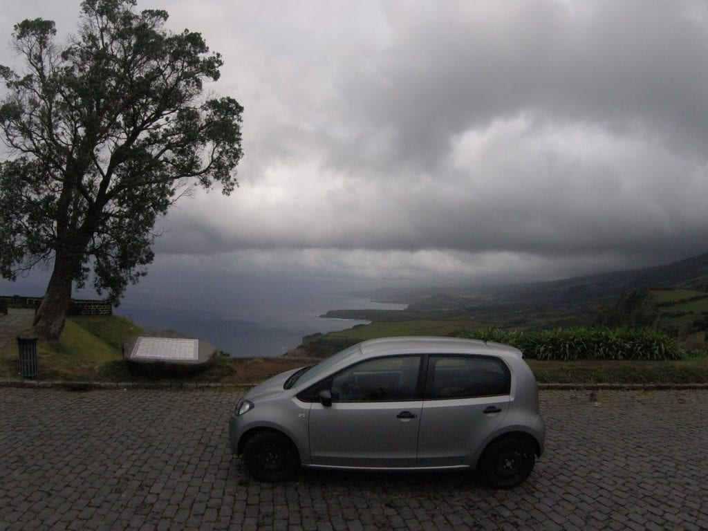 Rent a Car Azores