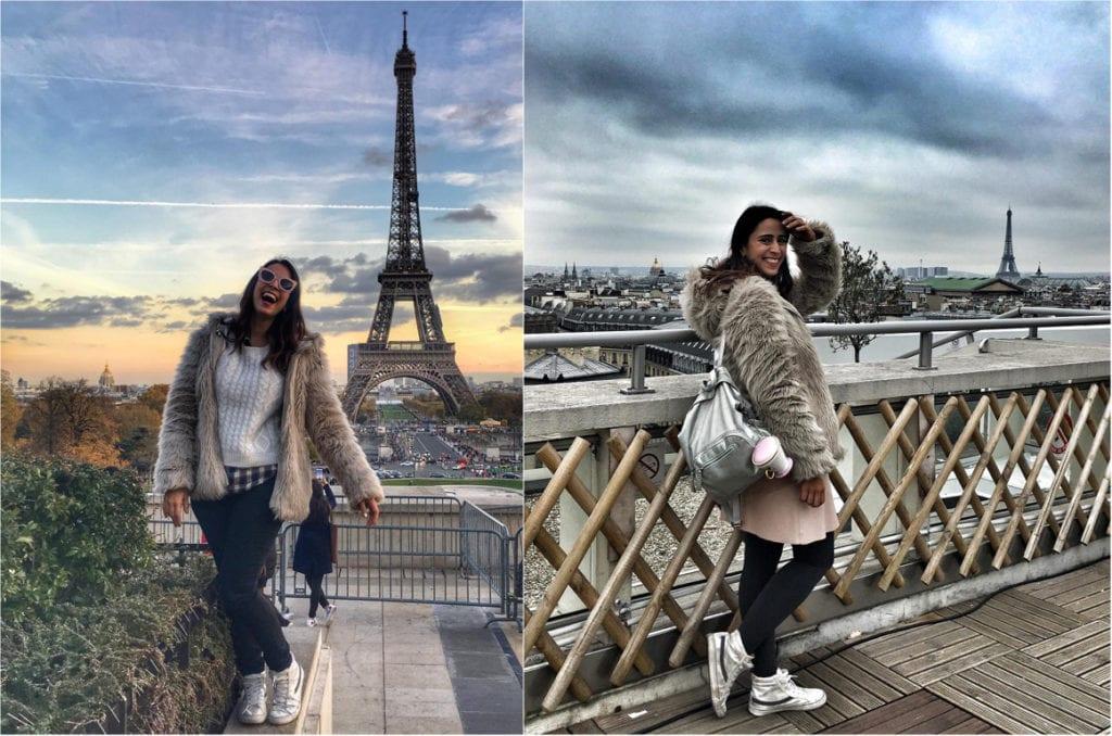 Looks para inverno em Paris, Europa