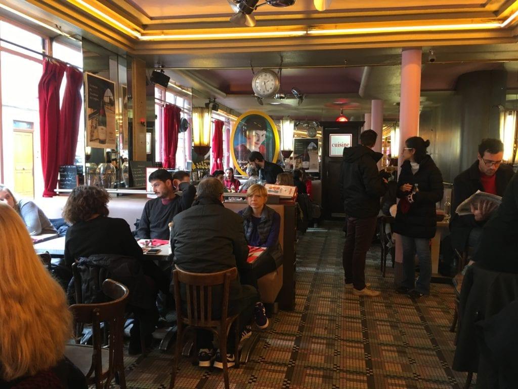 Café da Amelie Poulain Paris