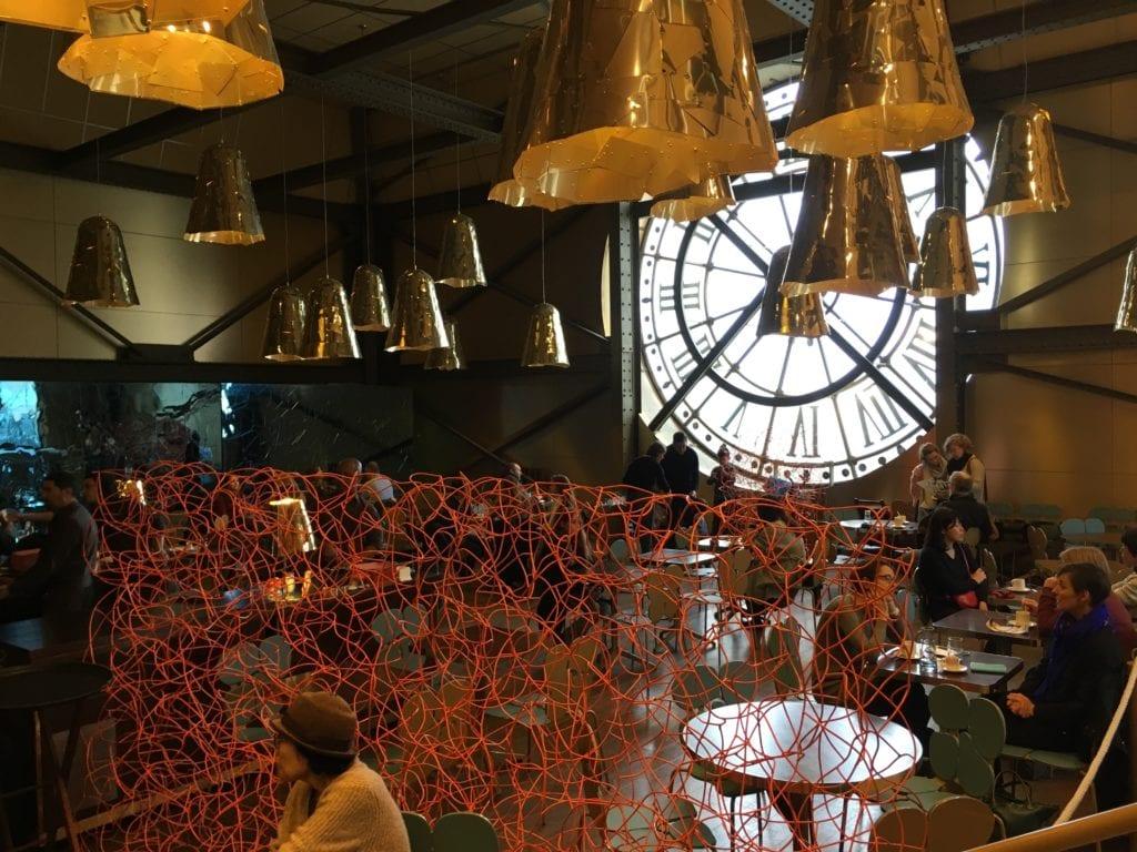 Café Campana em Paris