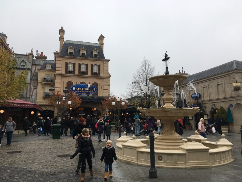 Disney Paris - Ratatouille