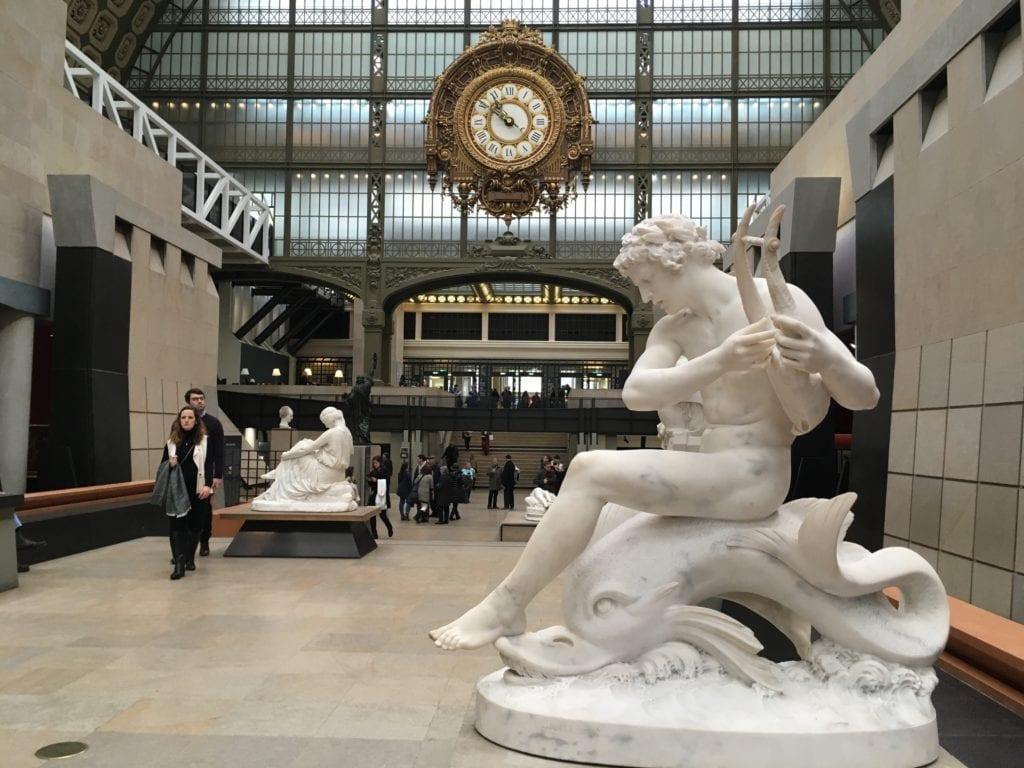 Museu em Paris: d'Orsay