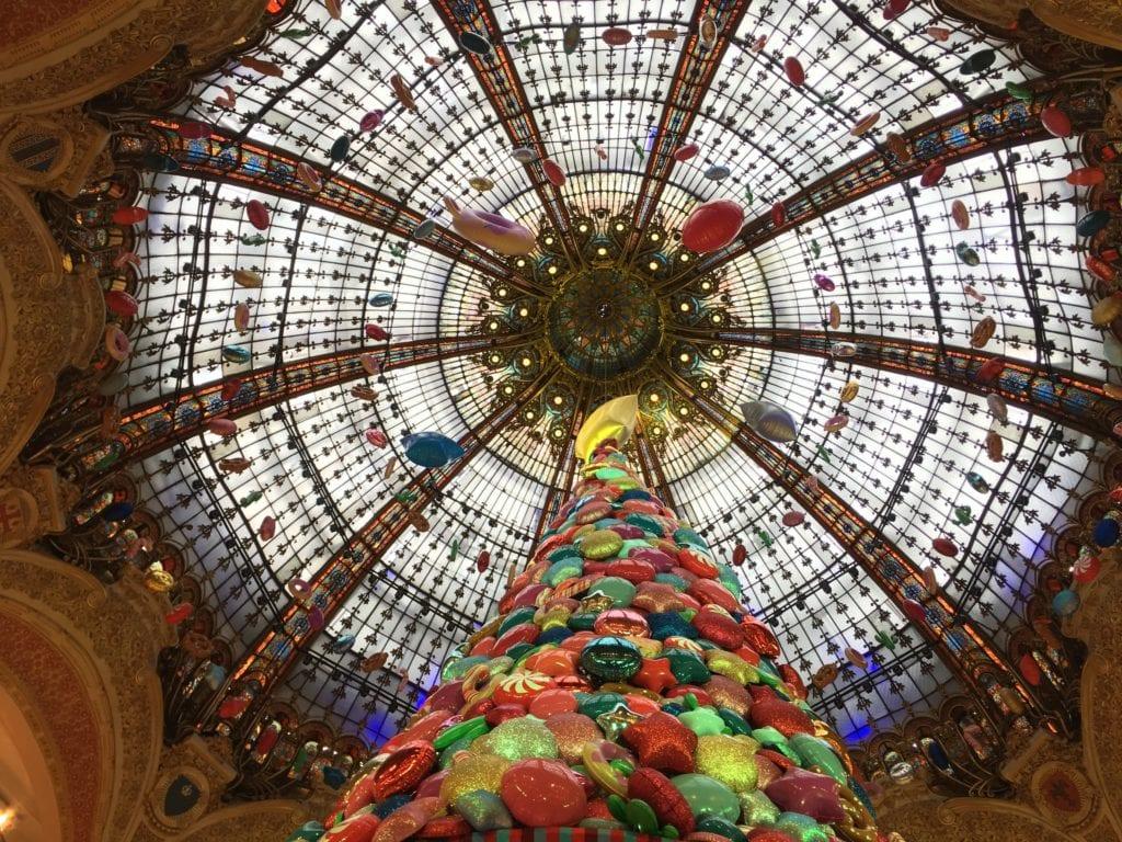 Compras em Paris: Galeries Lafayette