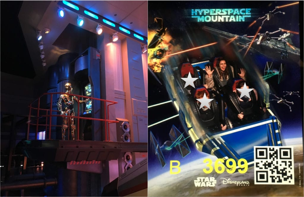 Star Wars na Disneyland Paris