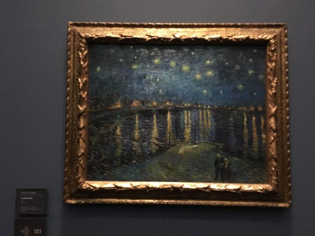 Van Gogh no Museu d'Orsay