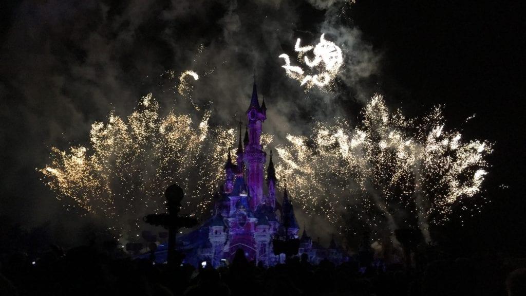 Castelo da Bela Adormecida na Disneyland Paris