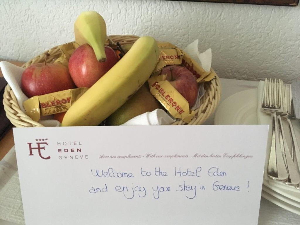 Hospedagem em Genebra, Suíça: Eden Genève