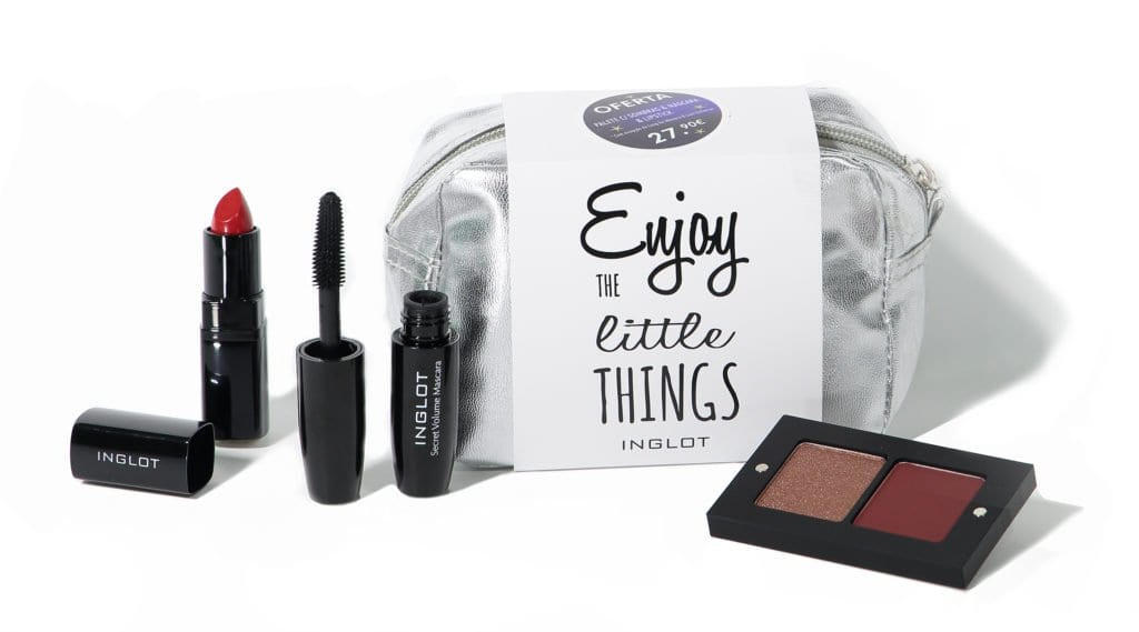 Kit Inglot Make Up