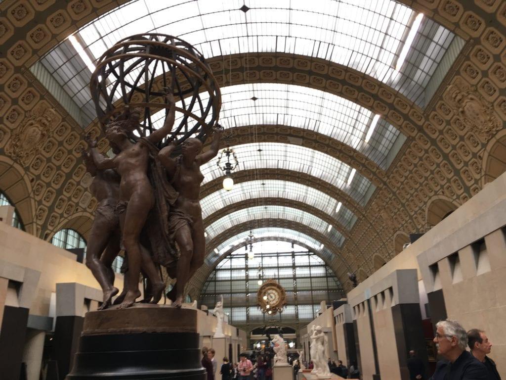 Museu em Paris: Museu d'Orsay