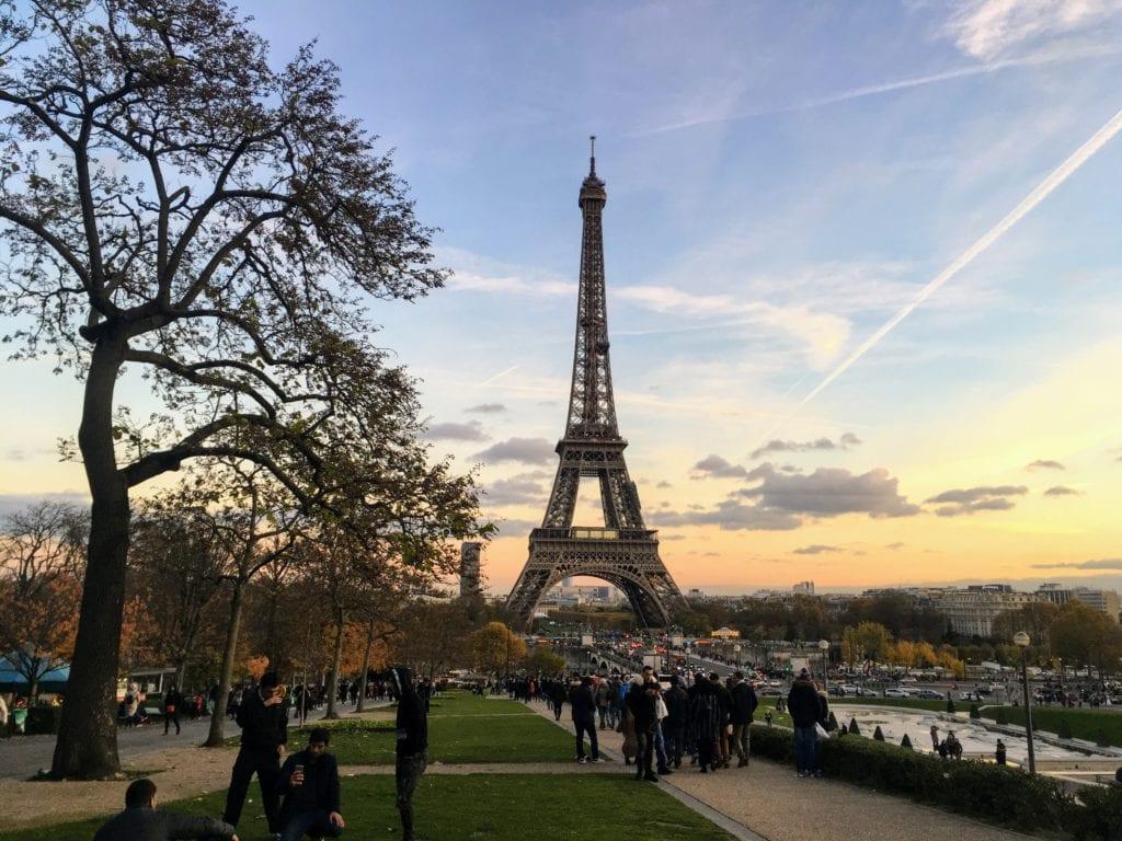 Roteiro de um dia em Paris