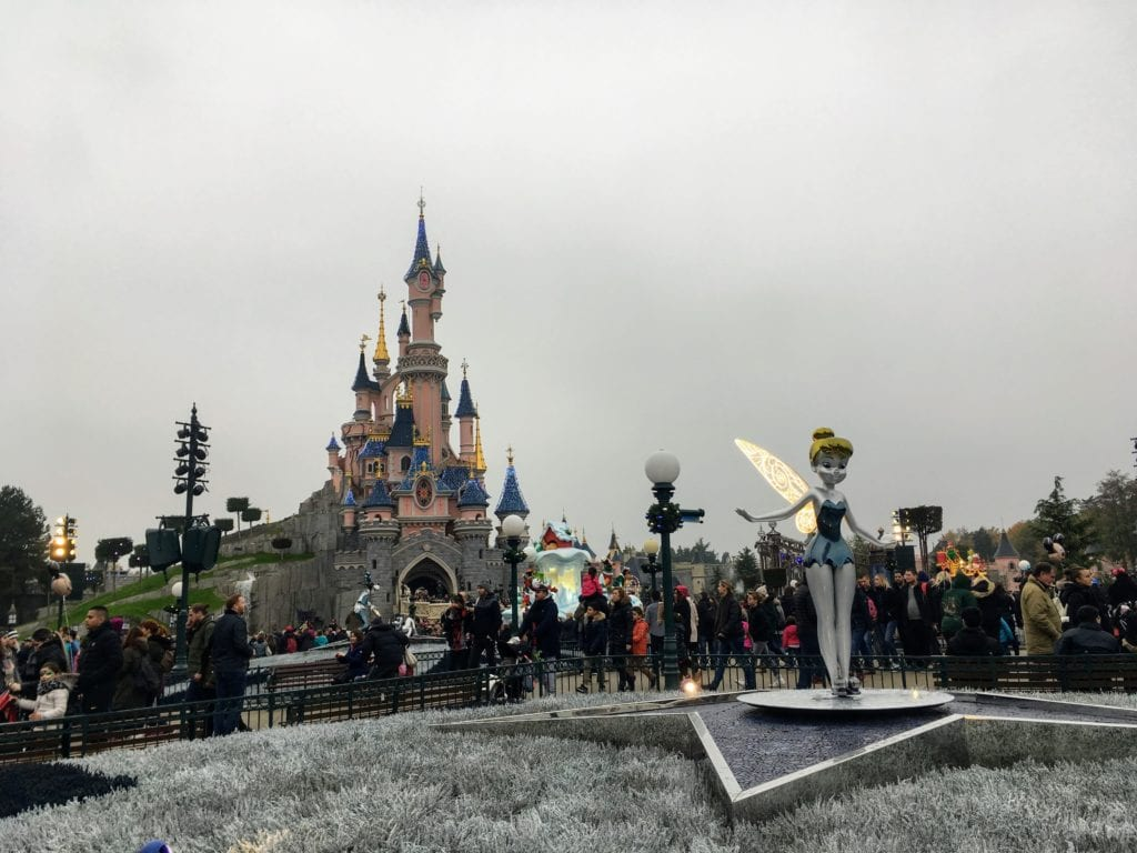 Natal na Disney Paris