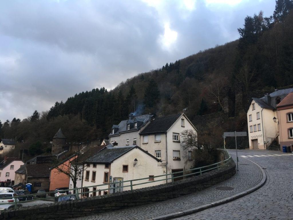 Vianden, em Luxemburgo