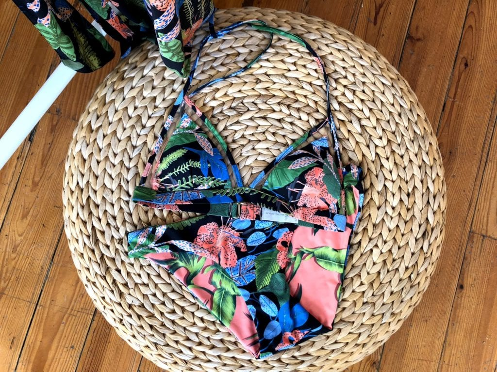 Beachwear Moda Verão 2018