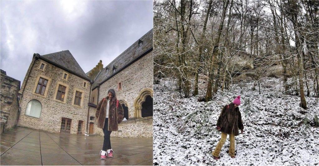 Look para Inverno Europeu