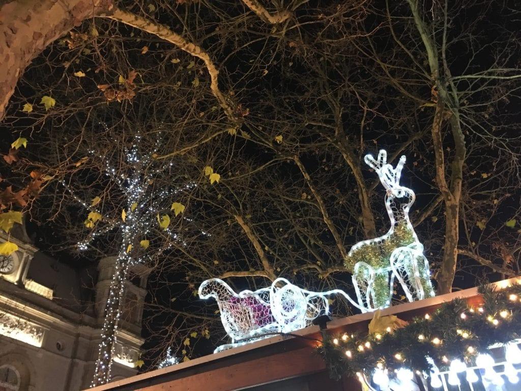 Mercados de Natal em Luxemburgo