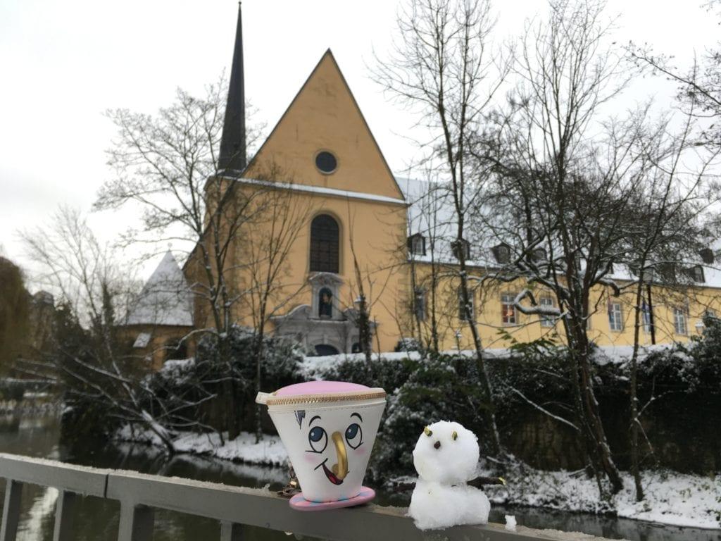 O que fazer em Luxemburgo no inverno