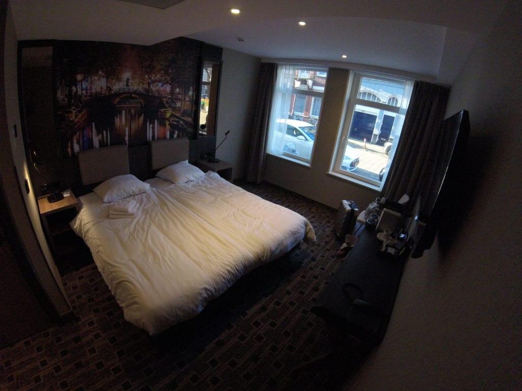 XO Hotel em Amsterdam